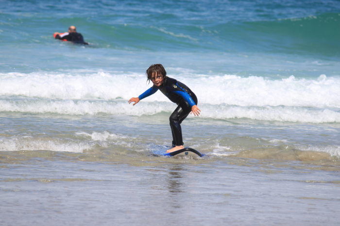 Interclub surf comp