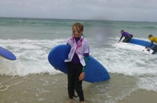 Fancy Dress Surf!